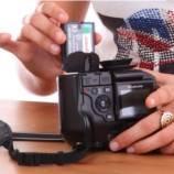 Fényképezőgép akkumulátor