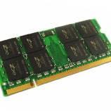 Laptop DDR2 memória