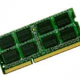 Laptop DDR3 memória