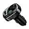 Baseus S-09A FM transmitter, kihangosító és USB töltő
