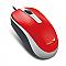 Genius DX-120 optikai egér USB, piros