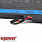 Dell XPS 14 akkumulátor 4800mAh, eredeti