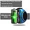 B20 Bluetooth hangszóró, kihangosító és FM rádió, fekete