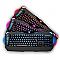 Aula Dragon Deep gaming, LED-es billentyűzet USB