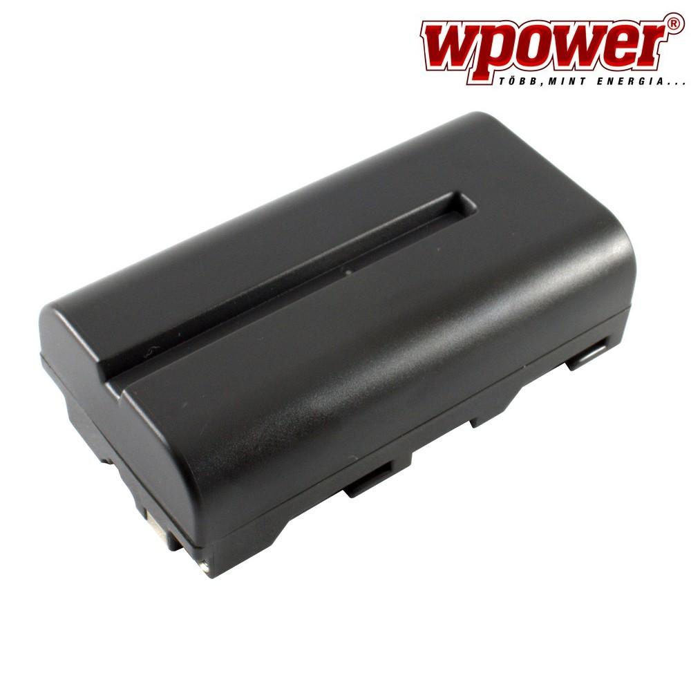 Sony NP-F330 akkumulátor