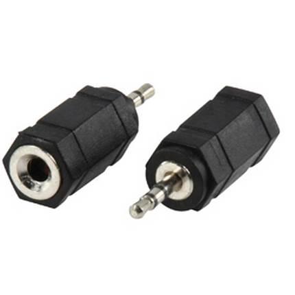 3.5mm jack aljzat - 2.5mm jack dugó átalakító