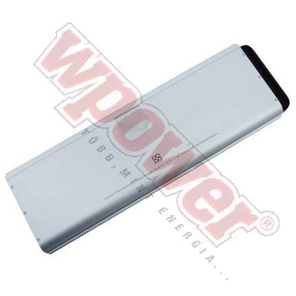 Apple A1281 laptop akkumulátor 5200mAh, utángyártott