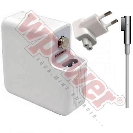 """Apple MacBook Air 11,3-13,3"""" laptop töltő, utángyártott"""