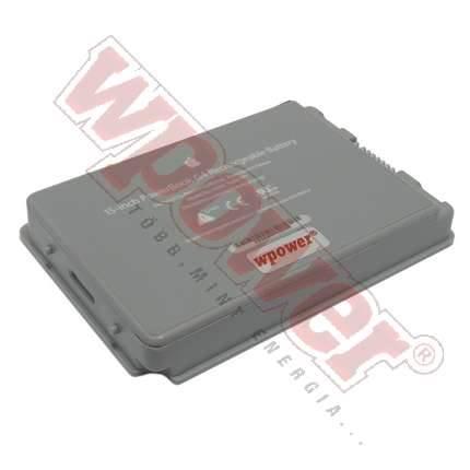 Apple A1078 laptop akku 4400mAh, eredeti