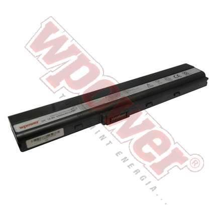 Asus A32-K52, A42-K52 laptop akku 4800mAh, eredeti