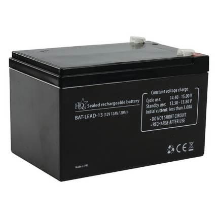 HQ zselés akkumulátor 12V 12.0Ah