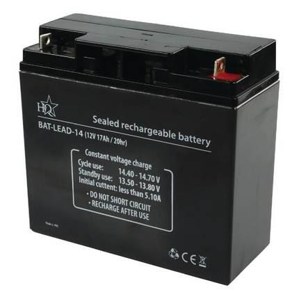 HQ zselés akkumulátor 12V 17Ah