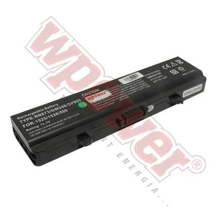 Dell 312-0625 laptop akku 5200mAh