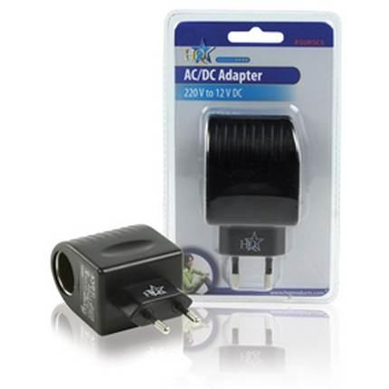 HQ AC/DC adapter 220V-ról 12V-ra, 6W