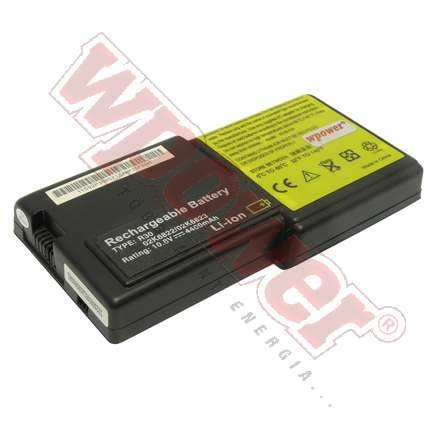IBM 02K6821 laptop akku 4400mAh