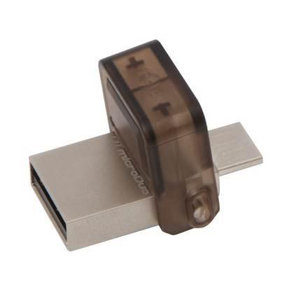 Kingston DataTraveler microDuo 32GB pendrive USB3.0