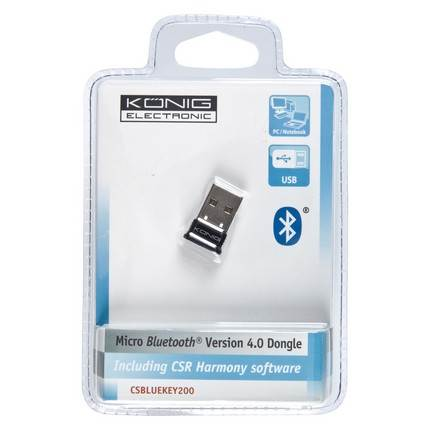 König Bluetooth 4.0 USB adapter