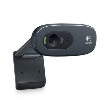 Logitech QuickCam C270 HD webkamera