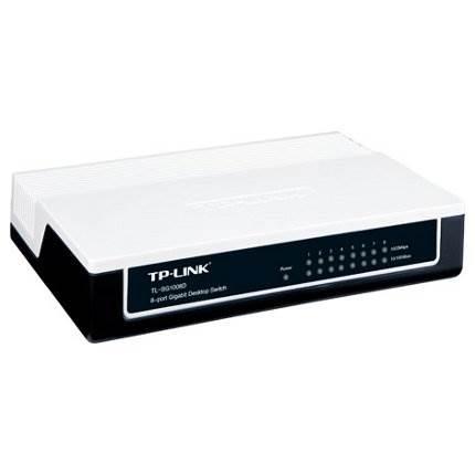 Giga  on H  L  Zat Vezet  Kes Tp Link Tl Sg1008d 8port Gigabit Switch