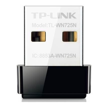 TP-LINK TL-WN725N 150Mbps USB WiFi adapter