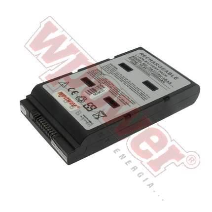 Toshiba PA3123-1BAS laptop akku 4400mAh