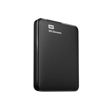 WD Elements 2.5'' 1TB USB3.0 külső HDD