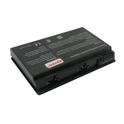 Acer TravelMate 7720 laptop akkumulátor 4800mAh, utángyártott