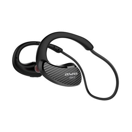 Awei A881BL aptX Bluetooth headset, fekete
