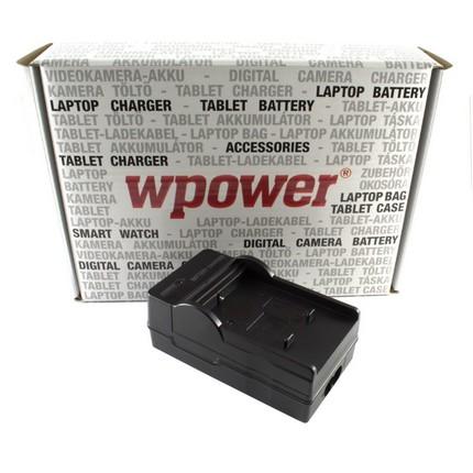 Casio NP-40 akkumulátor töltő, utángyártott