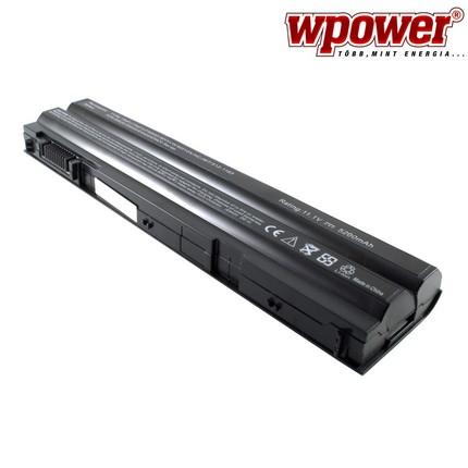 Dell T54FJ akkumulátor 5200mAh, utángyártott