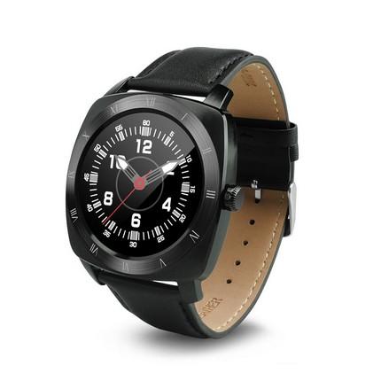 DM88 okosóra pulzusmérővel, fekete