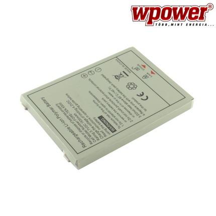 E-Ten X500 akkumulátor 1530mAh, utángyártott