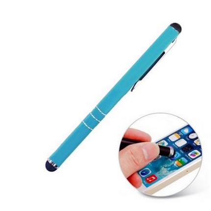 Érintőkijelző toll kapacitív kijelzőkhöz, kék