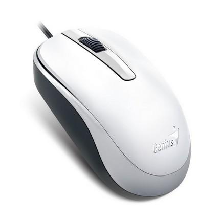 Genius DX-120 optikai egér USB, fehér