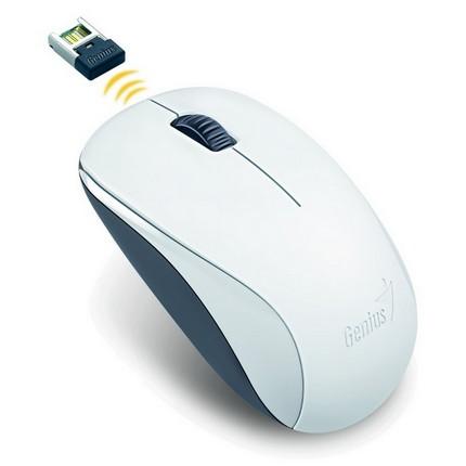 Genius NX-7000 BlueEye vezeték nélküli egér, fehér