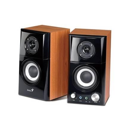 Genius SP-HF500A 2.0 fadobozos hangszóró