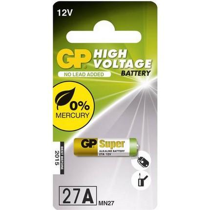 GP 27A 12V riasztó elem