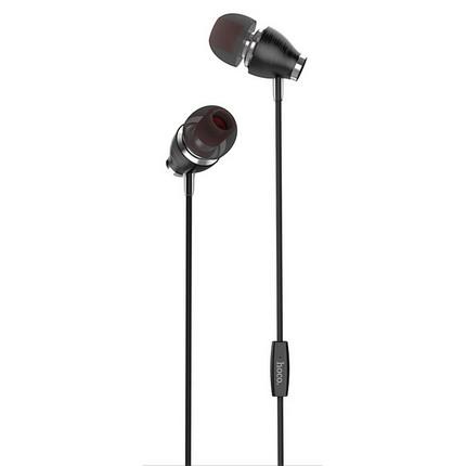 Hoco M28 Ariose vezetékes headset, fekete