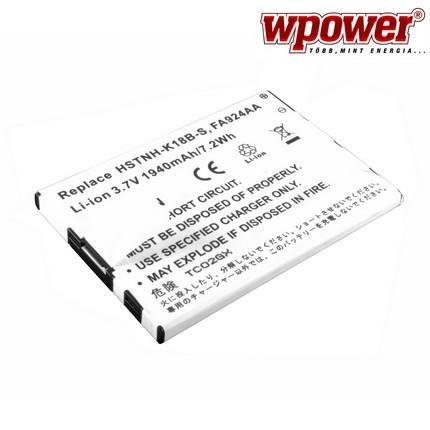 HP Compaq iPaq 900 akkumulátor 1940mAh, utángyártott