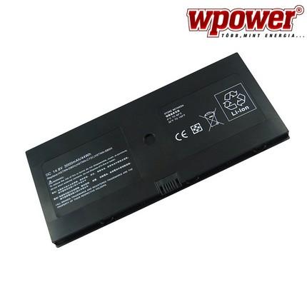 HP HSTNN-C72C akkumulátor 3000mAh, utángyártott