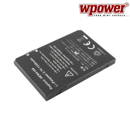 HTC P3450 akkumulátor 1330mAh, utángyártott