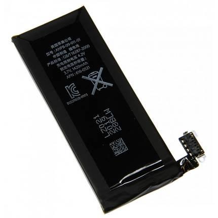Apple iPhone 4, 4G akkumulátor 1420mAh, utángyártott
