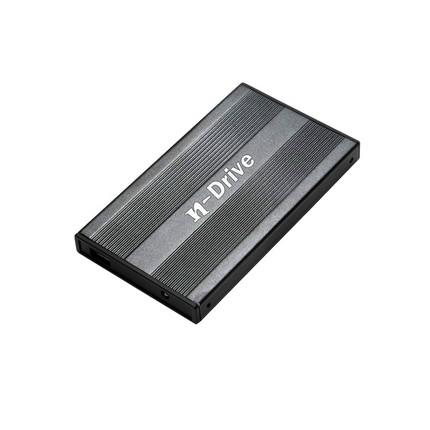 """Nbase EH-25ND3 2.5"""" külső HDD ház, SATA, USB3.0"""