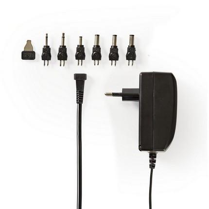 Nedis 9-24V univerzális hálózati adapter 24W