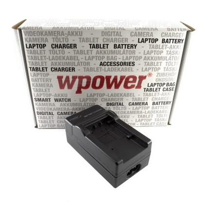 Panasonic VW-VBY100 akkumulátor töltő