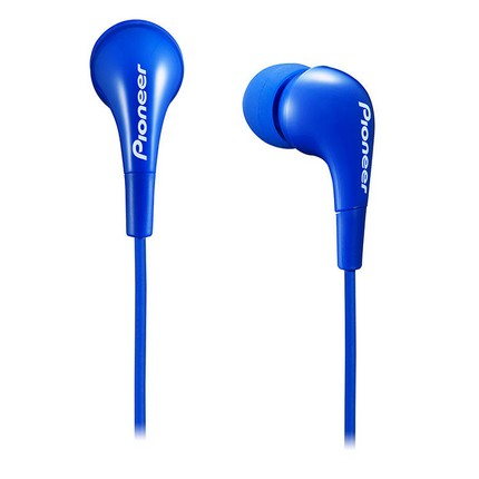 Pioneer SE-CL502-L vezetékes fülhallgató, kék