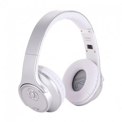 Sodo MH1 Bluetooth fejhallgató és hangszóró, ezüst