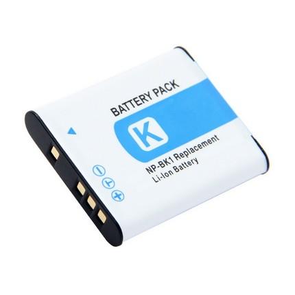 Sony NP-BK1 akkumulátor 950mAh, utángyártott