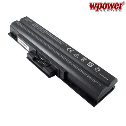 Sony VGP-BPS13 akkumulátor 5200mAh, utángyártott