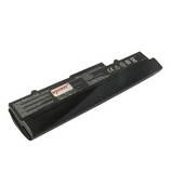 Asus AL31-1005 laptop akku 5200mAh, fekete